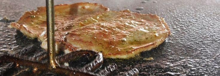 Delicioso lomo de cerdo asado...