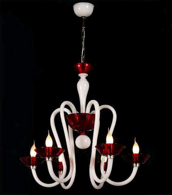Murano glass chandelier - info@artistic.it - read more: http://myartistic.blogspot.com/2012/03/lampadario-design-moderno-vetro-murano.html