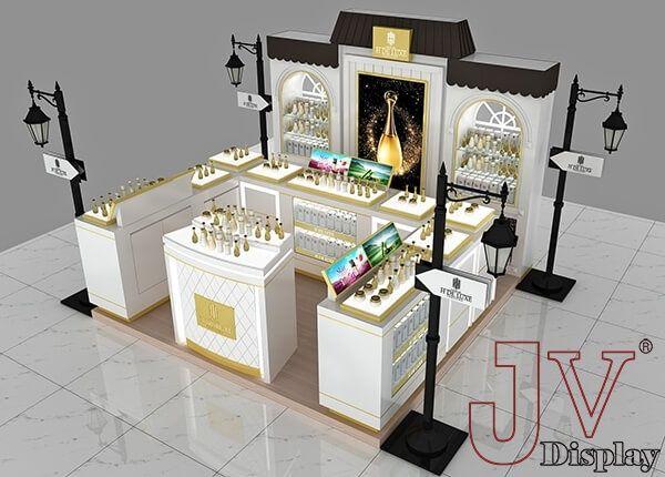 Perfume Kiosk Perfume Table Display Kiosk Design Shop Design Shop Interior Design