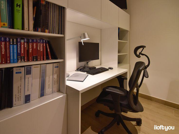 #iloftyou #interiordesign #barcelona #ikea #ikealover #ikeaaddict #sarrià #workspace #besta #desk