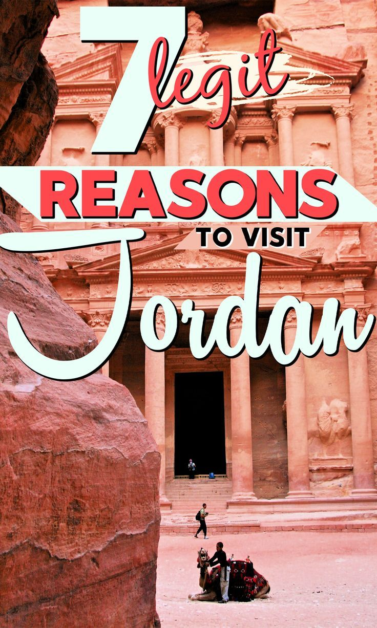 reasons why you need to visit jordan before you die vacation