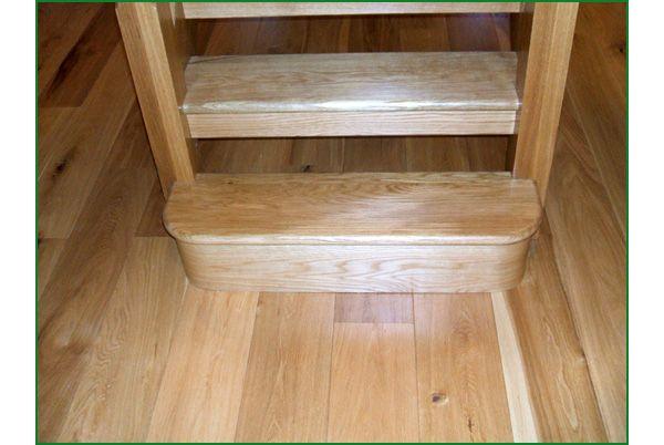 Stretton American White Oak Staircase
