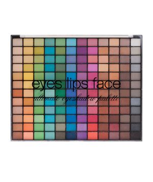 6 Best Drugstore Makeup Buys    Best Eye Shadow  Get seemingly every color under the sun—okay, 144 shades—in E.L.F. Studio's Ultimate Eyeshadow Palette. The richly pigmented shadows can be worn alone or combined; when applied with a wet brush they become long-lasting eyeliners.    To buy: $15, eyeslipsface.com.