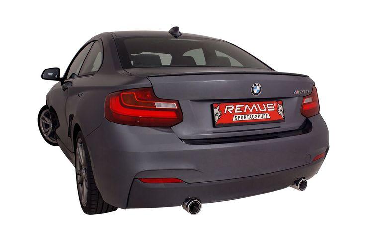 Trochę mocy przed weekendem?  Zaufaj Wilkowi! Powerizer REMUS INNOVATION dla BMW M235i zapewni Ci dodatkowe 44 KM oraz 50 Nm! Tak wzmocnione M zaskoczy wielu rywali na drodze!  Sprawdź w Remus Polska http://www.remus-polska.pl/