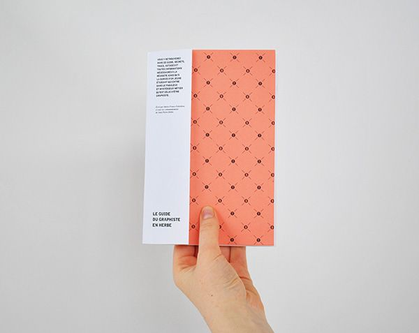 Guide du graphiste en herbe - Mise en page by Marie-France Falardeau, via Behance