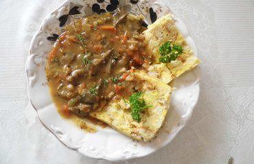 Chilský guláš - minutkový