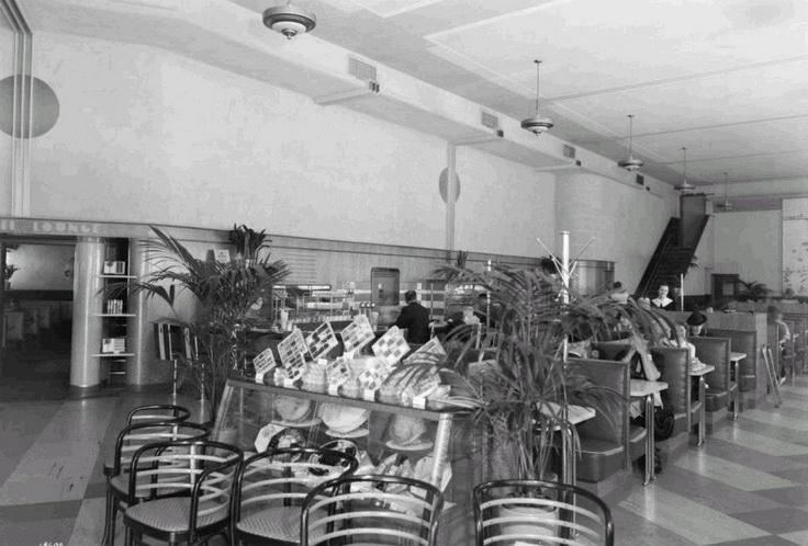7 best asheville art deco architecture images on - Deco restaurant moderne ...