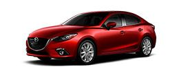 2016 Mazda 3 Sedan - Fuel Efficient Compact Car | Mazda USA