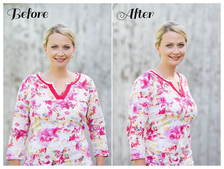I always think I am not photogenic. This post is awesome! Each tip has 4 examples using normal women.