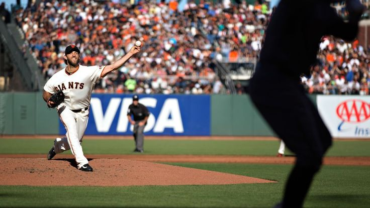 Bumgarner doesn't get no-hitter, but his curveball was perfect - Stats & Info- ESPN