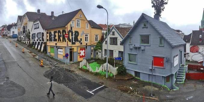 mto - street art - google server error - nuart festival - stavanger