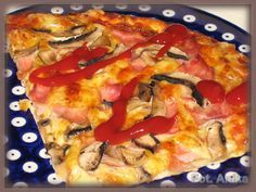 Pizza na cienkim cieście - jak z pizzerii            Podaję  przepis na bardzo smaczne ciasto na pizzę, które robię już od kilku lat  i jak...