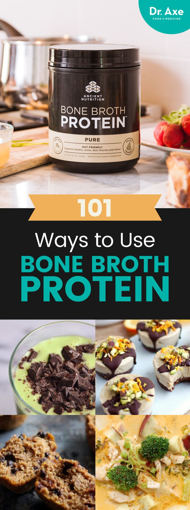 But your Bone Broth Protein to good use!