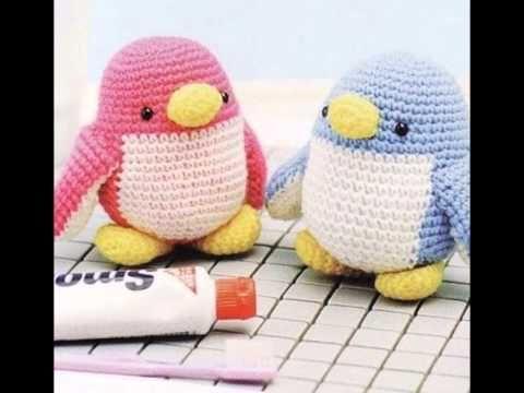 Tutorial Amigurumi Pinguino : 34 best amigurumi pinguinos images on pinterest crochet animals