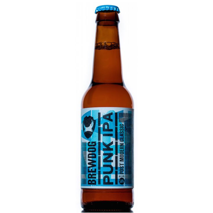 Cerveja BrewDog Punk IPA 330ml - The Beer Planet