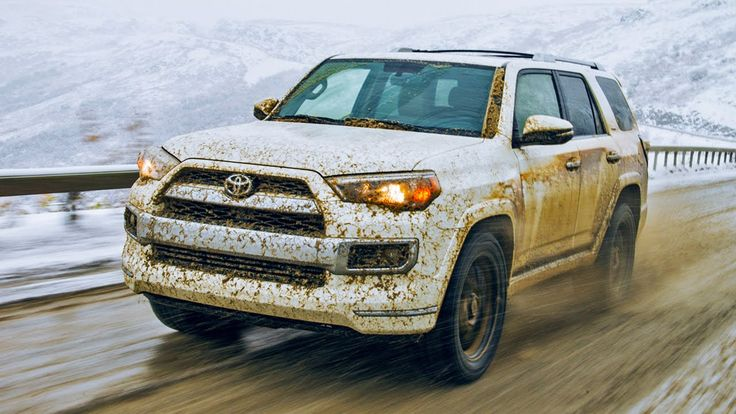 Taming #Alaska's Deadly Dalton in the 2014 #Toyota #4Runner Limited! [Epic Drives Episode 29]
