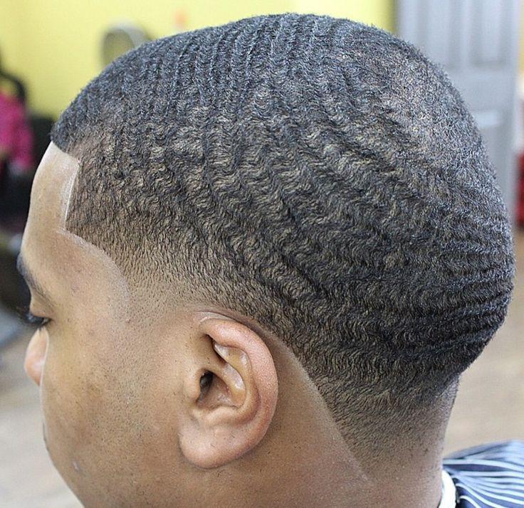 Taper Cut Ethnic Or Waves Cut Mohawk Burst Fade