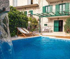 Villa Lavanda, Steinhaus mit Pool an der Makarska Riviera