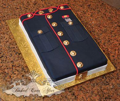 marine wedding cakes | ... : Portfolio » Celebratory Cakes » marine-dress-blue-cake-w.jpg