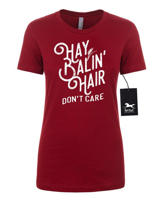 Hay Balin Hair Don't Care Hey, I found this really awesome Etsy listing at https://www.etsy.com/listing/475111017/farm-girl-hay-balin-hair-dont-care-farm