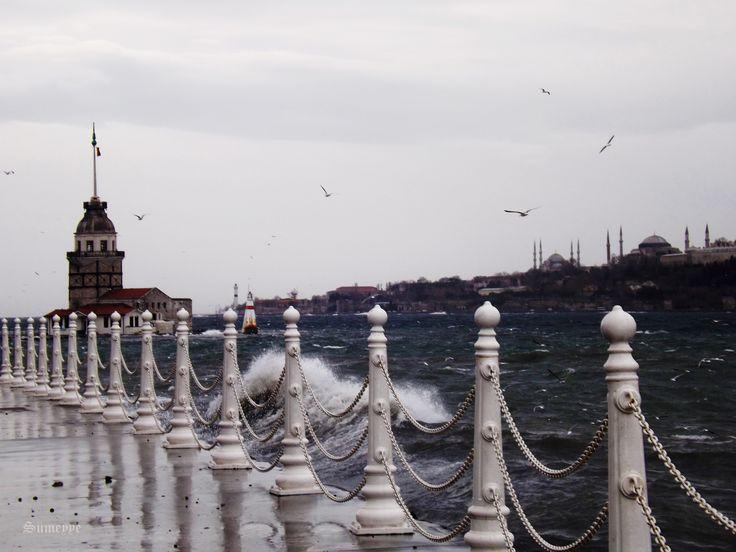istanbul üsküdar kızkulesi