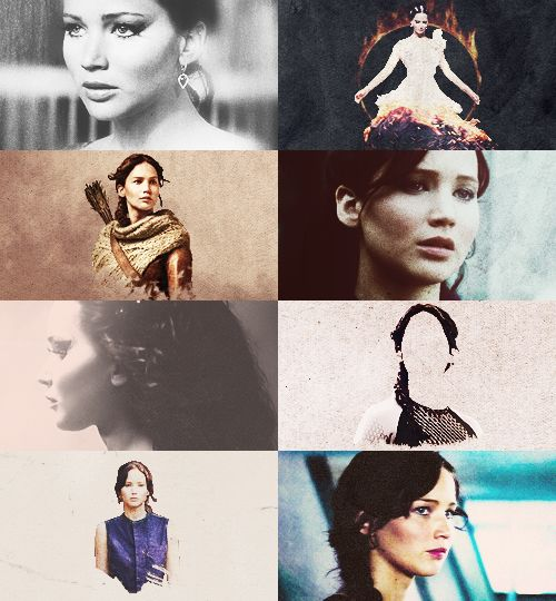 Katniss Everdeen the girl on fire #Catching #Fire