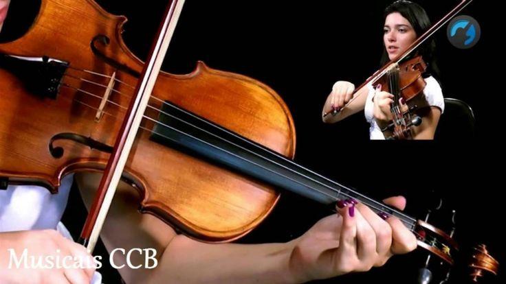2 Horas Seguidos de  Hinos CCB Tocados em Violino COLETÂNIA