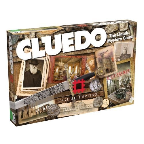 A great version of the classic game of Cluedo exclusive to English Heritage.