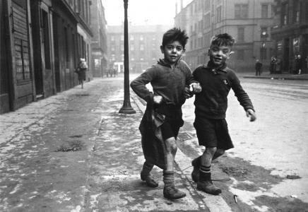 Bert Hardy, The Gorbals Boys, 1948