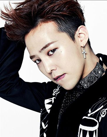 G Dragon...stop biting your lip...your causing chaos...