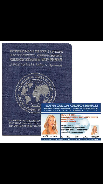 18 best international driver u0027s license idl travel images on