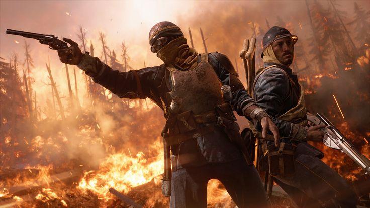 Artwork — Battlefield 1