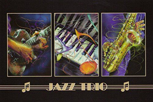 Jazz Trio Piano, Trumpet And Guitar Musical Instrument Wa... https://www.amazon.com/dp/B00WBHNS5O/ref=cm_sw_r_pi_dp_x_XSn7xbFDG5YDE