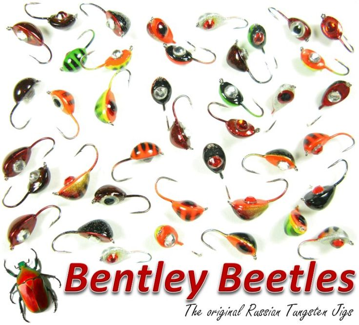 7 best bentley fishing tackle images on pinterest for Best ice fishing jigs
