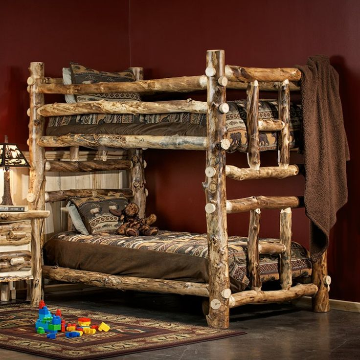 17 Best Images About Log Furniture On Pinterest Cabin