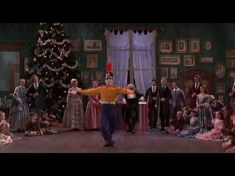 """Tchaikovsky The Nutcracker New York City Ballet, 1993 Music byPyotr Ilyich Tchaikovsky Do you recognize who is playing the part of Fritz?  The Nutcracker with Cyrus """"Glitch"""" Spencer & F..."""