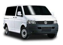VW Transporter Shuttle SWB in the SIxt rent a car UK fleet