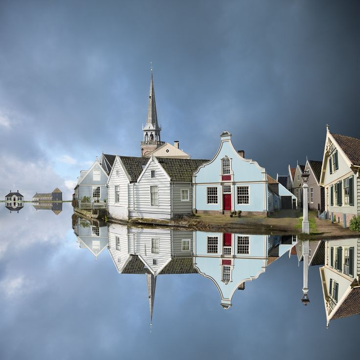 Fotografía Broek in Waterland (The Netherlands) por Jan Siebring en 500px