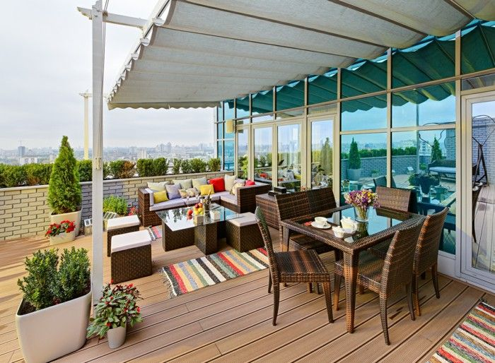 32 best Balcony Furniture images on Pinterest | Gardens, Spaces ...