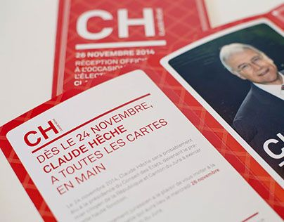 "Check out new work on my @Behance portfolio: ""Claude Hêche - Campagne de promotion"" http://on.be.net/1XwyyXm"