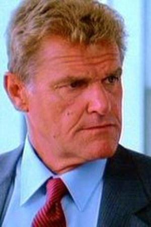 Charles Napier...played Murdock in Rambo 2..