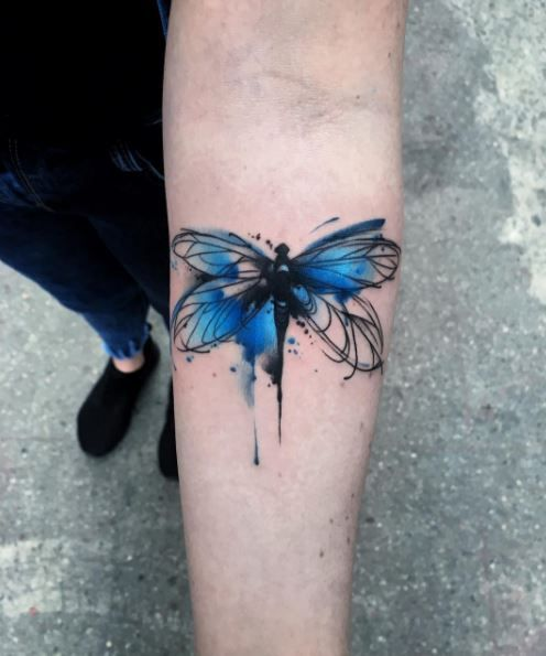 1000 ideas about dragonfly tattoo on pinterest tattoos dragonfly tattoo design and small. Black Bedroom Furniture Sets. Home Design Ideas