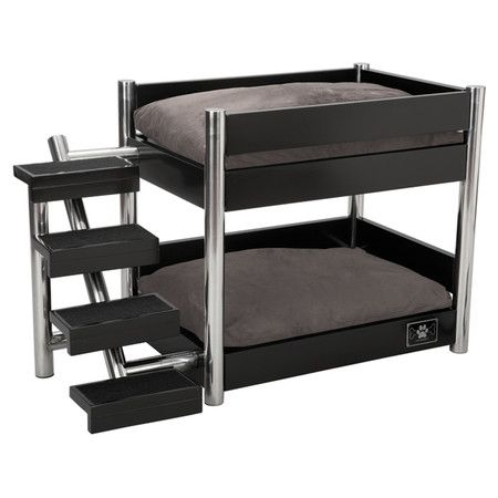 1000 images about bash on pinterest child bed cool for Pet bunk bed gallery