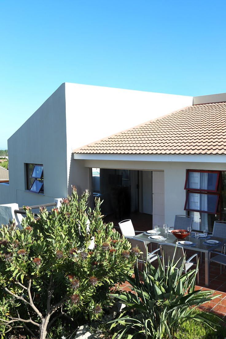 Tortoise House: Side of house's patio.   FIREFLYvillas, Hermanus, 7200 @fireflyvillas ,bookings@fireflyvillas.com,  #TortoiseHouse #FIREFLYvillas #HermanusAccommodation