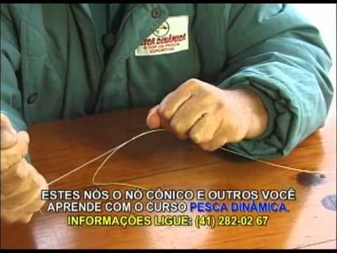 Top Dicas Pesca Dinâmica - Dicas sobre nós e líder para a pesca com iscas artificiais. - YouTube