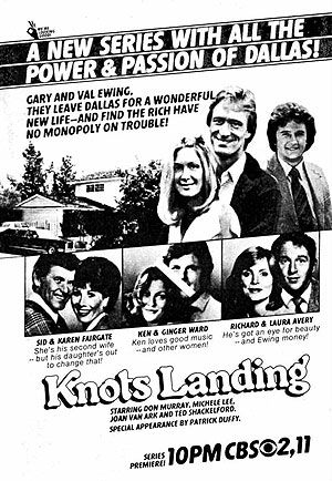 Advertisement for the Original Pilot in 1979