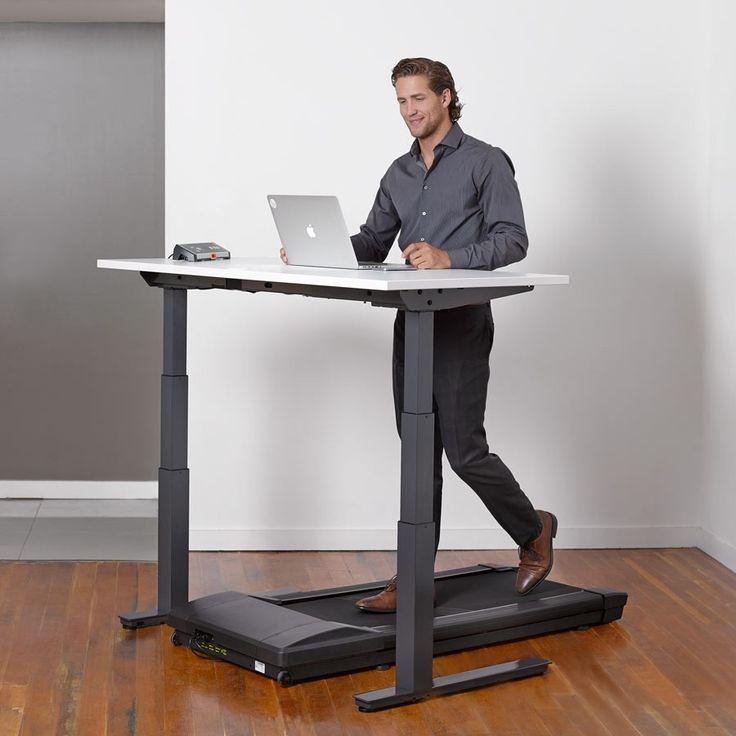 Small Treadmill For Standing Desk