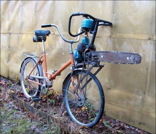 zombie apocalypse bike