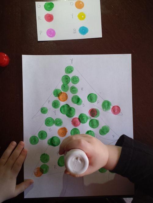 Letter  Activity Preschool