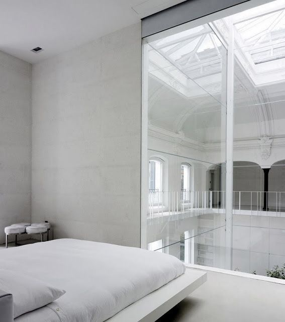 Simplicity Love: Private Loft in Monza, Italy | Lissoni Associati